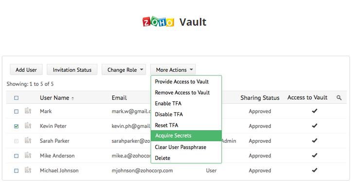 zoho-vault-enterprise-password-manager
